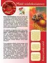 Broszurka informacyjna - miód wielokwiatowy (20szt) - wzór U2