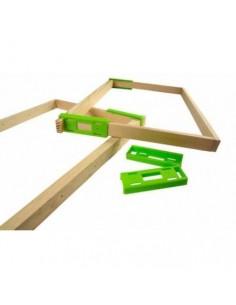 10 Kompletów słoiczków z nakrętkami (30szt) i pudełkami HONEY na 3 słoiczki (10szt) i mini etykietkami - wzór PZ3f