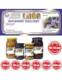 Paczka etykiet małych (miód nawłociowy) 100szt - wzór EM18