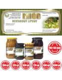 Paczka etykiet małych (ziołomiód) 100szt - wzór EM21