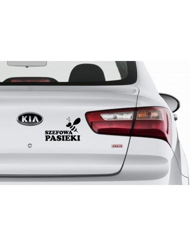 Koszulka bawełniana z logo akcji - wzór KA6Y