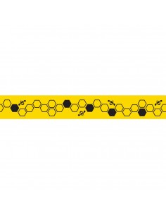 Mała deska do krojenia z motywem pszczelarskim (1szt) - wzór DES1m