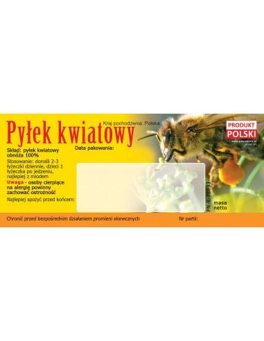 pyłek pszczół do montażu)