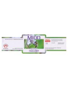 Paczka etykiet na miód spadziowy (100szt) - wzór E1228