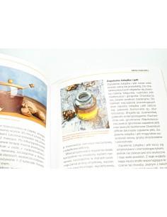 Paczka etykiet na miód mniszkowy (100szt) - wzór E67