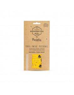 Paczka etykiet na miód akacjowy (100szt) - wzór E603