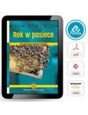 Paczka etykiet z kontretykietą na miód z terenów leśnych(100szt) - wzór E1210