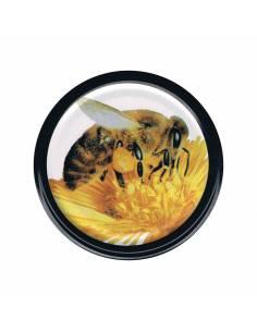 Paczka etykiet na miód spadziowy (100szt) - wzór E32