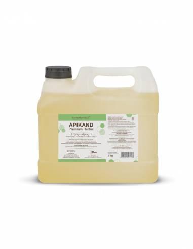 Paczka dużych etykiet na miód ze spadzi liściastej (100szt) - wzór E109