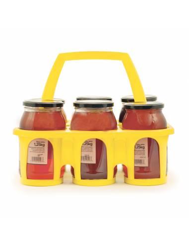 Paczka etykiet wiklinowych na miód gryczany (100szt) - wzór E1303